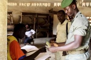انطلاق الانتخابات الرئاسية في توجو