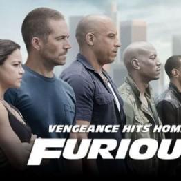 فيورياس 7 يتصدر المركز الأول في إيرادات الأفلام الأمريكية