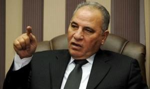 أحمد الزند يؤدي اليمين الدستورية وزيرا للعدل في مصر