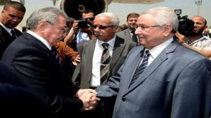 الرئيس الكوبي يبدأ زيارة رسمية إلى الجزائر