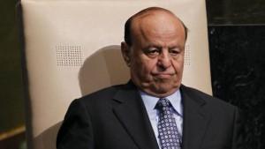 الرئيس اليمني يدعو إلى بدء مفاوضات سلام بين الأطراف اليمنية بالرياض