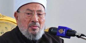 القرضاوي يدين قرار محكمة مصرية بإحالة أوراقه وآخرين للمفتي