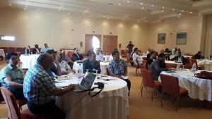 بدء فعاليات ملتقى البلديات الحدودية التونسية الليبية في مدينة جربة
