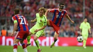 برشلونة إلى نهائي دوري الأبطال على رغم هزيمته أمام بايرن ميونيخ ن