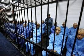 تأجيل جلسة محاكمة رموز النظام السابق الى الـ ( 20 ) من مايو الجاري
