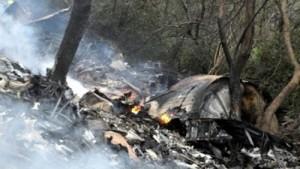 تحطم مقاتلة تابعة لسلاح الجو الهندى من طراز اس يو 30