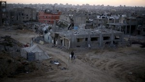 تدريبات ثلاثية الأبعاد للجيش الإسرائيلي على مناطق قطاع غزة