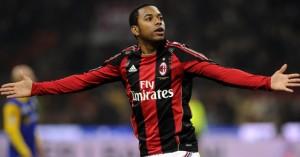 روبينيو يفسخ عقده مع نادي ميلان المنافس في الدوري الإيطالي لكرة القدم