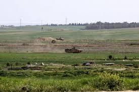 قوات الاحتلال الإسرائيلي تقتحم مدنا بالضفة وتعتدي على المزارعين في قطاع غزة