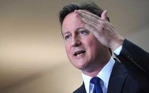 كاميرون يعد بإجراء استفتاء بشأن بقاء بريطانيا في الاتحاد الأوروبي