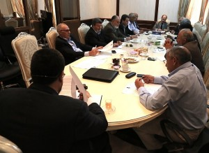 لجنة الشؤون السياسية تناقش مسودة الحل المقدمة من بعثة الأمم المتحدة للدعم في ليبيا
