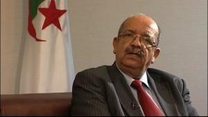 مساهل  الجزائر تعمل من أجل حوار وطني شامل وحقيقي يجمع كل الليبيين
