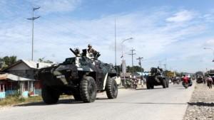 مقتل وإصابة 16 جندي فلبيني خلال مواجهات وقعت مع المتمردين