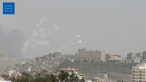 هيومن رايتس ووتش تتهم التحالف العربي بقيادة السعودية باستخدام القنابل عنقودية في حربها على الحوثيين في اليمن