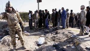 وزارة الداخلية العراقية مقتل وإصابة نحو 30 عراقيا بتفجيرات في محافظة ديالى