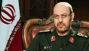 وزير الدفاع الايراني يصل بغداد غداة سيطرة داعش على الرمادي