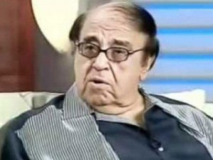 وفاة الممثل المصري حسن مصطفى عن عمر يناهز الـ 82