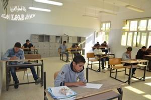 المجلس البلدي جادو يتابع سير الامتحانات النقل لمرحلتي الاساسي والمتوسط بجادو