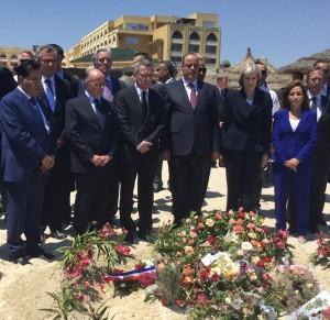 الداخلية التونسية  اعتقال مجموعة من الأشخاص يشتبه بصلتهم بهجوم فندق سوسه
