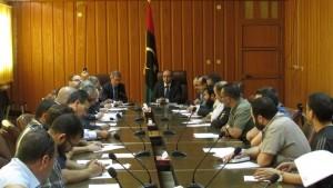 بلدي مصراتة وثوار المدينة والمنطقة الغربية يجتمعون مع بعثة الأمم المتحدة للدعم في ليبيا