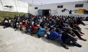 أبوبريدعه لا يوجد أي تعاون أو دعم من الاتحاد الأوروبي أو الأمم المتحدة لمواجهة ظاهرة الهجرة غير الشرعية