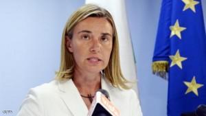 الاتحاد الأوروبي يجدد التزامه بدعم حكومة وحدة وطنية لإعادة اعمار واستقرار ليبيا