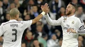 البرتغالي بيبي واثق من بقاء راموس في ريال مدريد