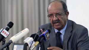 الجزائر تجدد دعمها الثابت لجهود الأمم المتحدة الرامية إلى تسوية الأزمة الليبية