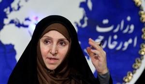 الخارجية الايرانية  الحكومة البحرينية تريد توتير أجواء المنطقة