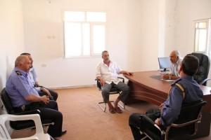 بلدي صبراتة يستعد لإفتتاح قسم جوازات العلالقة