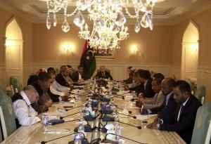 رئاسة المؤتمر الوطني العام تناقش اليوم الأوضاع الأمنية في الجنوب