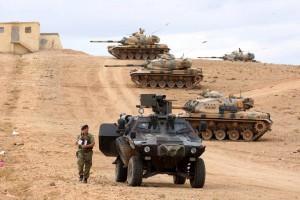 مقتل جنود أتراك جنوب شرقي البلاد