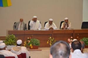 مكتب الاوقاف والشؤون الاسلامية بجادو يجري قرعة الحج لهذا العام