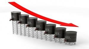 هبوط النفط نحو  بعد استفتاء اليونان واضطرابات بورصة الصين