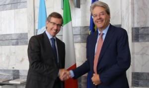 وزير الخارجية الايطالي عزلة دولية للأطراف الليبية الرافضة لإتفاق الصخيرات