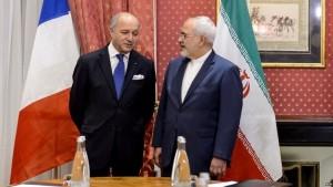 وزير الخارجية الفرنسي سنعزز علاقاتنا مع إيران في كافة المجالات
