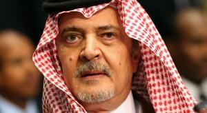 وفاة الامير سعود الفيصل وزير الخارجية السعودي السابق