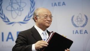 أمانو  إيران أرسلت قدرا كبيرا من المعلومات عن ماضيها النووي