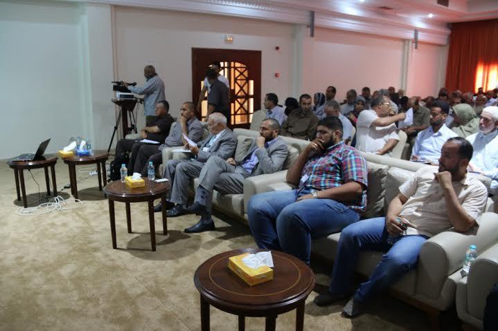 إنطلاق مشروع القيادة من أجل المستقبل لتأهيل مديري المدارس بصبراتة  2