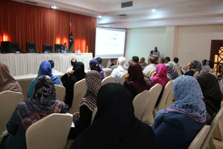 إنطلاق مشروع القيادة من أجل المستقبل لتأهيل مديري المدارس بصبراتة  3