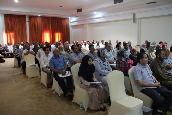 إنطلاق مشروع القيادة من أجل المستقبل لتأهيل مديري المدارس بصبراتة  5