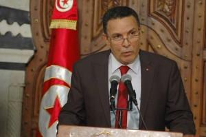الحرشاني  الجدار الترابي على الحدود التونسية الليبية يهدف إلى تأمين البلاد
