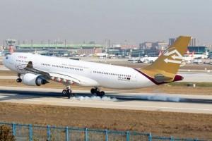 الخطوط الليبية تبدأ في تسيير رحلاتها من مطار معيتيقة الدولي الى تونس العاصمة