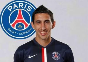 دي ماريا يحدد اول اهدافه مع باريس سان جيرمان