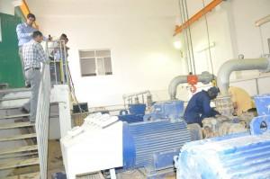 شركة المياه والصرف الصحي بغريان تنتهي من صيانة 23 بئرًا داخل المدينة