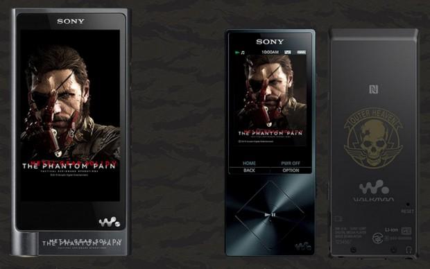 شركة سوني تطلق نسخة خاصة من جهاز Walkman ZX2