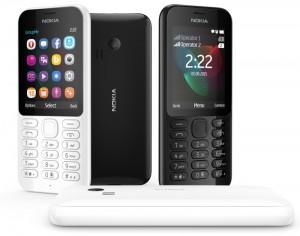 مايكروسوفت تكشف عن الهاتف الجديد Nokia 222