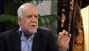 وزير النفط الايراني يقول ان بلاده تتوقع زيادة إنتاج النفط مليون برميل يوميا بعد رفع العقوبات