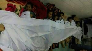 وفاة 12 شخصا بينهم 8 أطفال أثر غرق مركب كان متوجها الي بنغازي