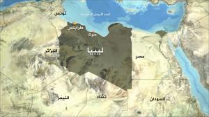 شهود عيان  طائرات حربية تقصف أهدافا لداعش في سرت